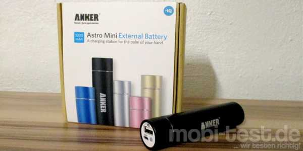 Anker Astro Mini 2nd Gen 3200 mAh (1)
