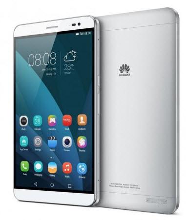 Huawei MediaPad X2 Front
