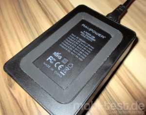 RAVPower Bolt 6-fach USB Ladegerät (3)