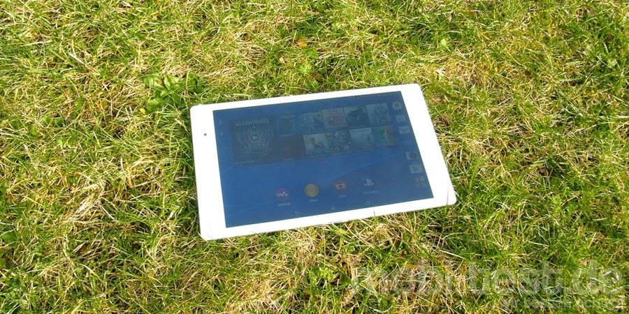 Sony Xperia Z3 Tablet Compact Display (1)