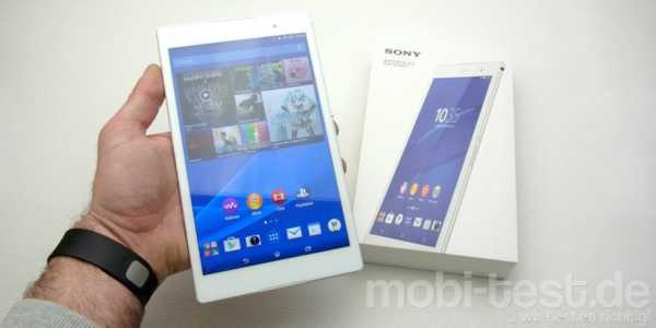 Sony Xperia Z3 Tablet Compact Hands-On (1)