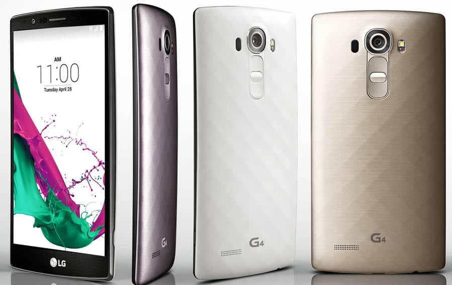 LG G4 Banner