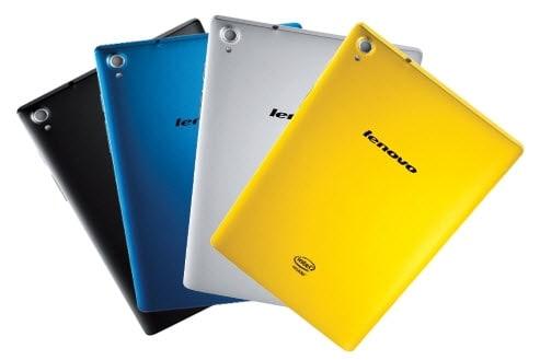 Lenovo Tab S8 Back