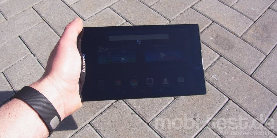 Lenovo Tab S8 Display (1)