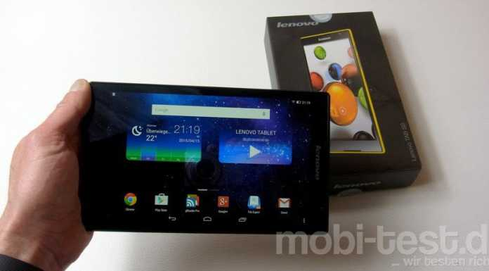 Lenovo Tab S8 50f Im Dauertest Teil 3 Display Und Akku Mobi Test