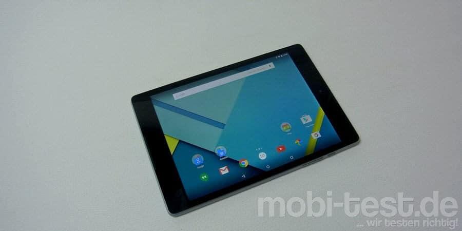 Nexus 9 Hands-On (2)