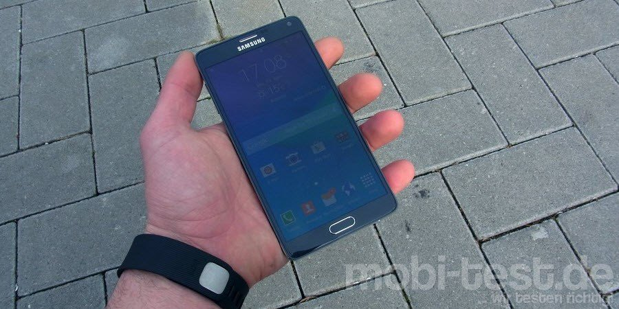Samsung Galaxy Note 4 Display