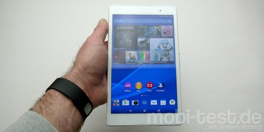 Sony Xperia Z3 Tablet Compact Hands-On (3)