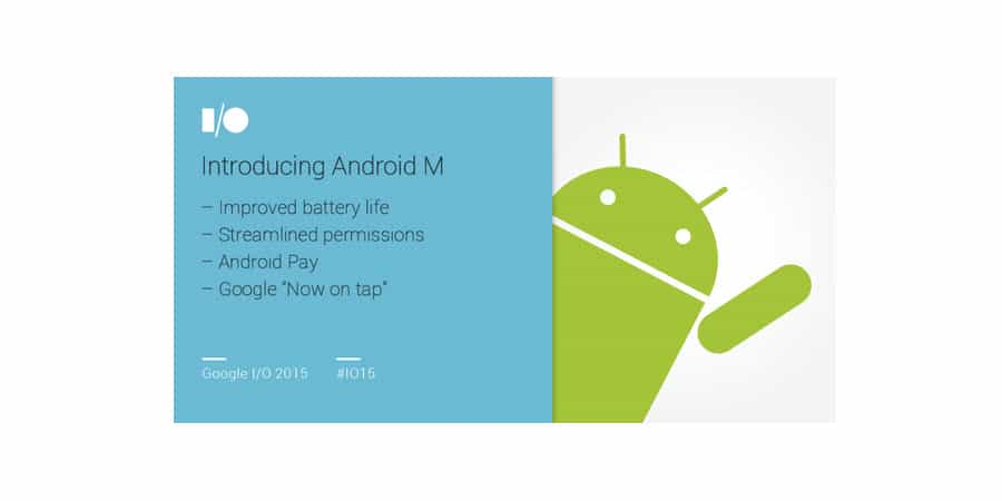 Android M Banner