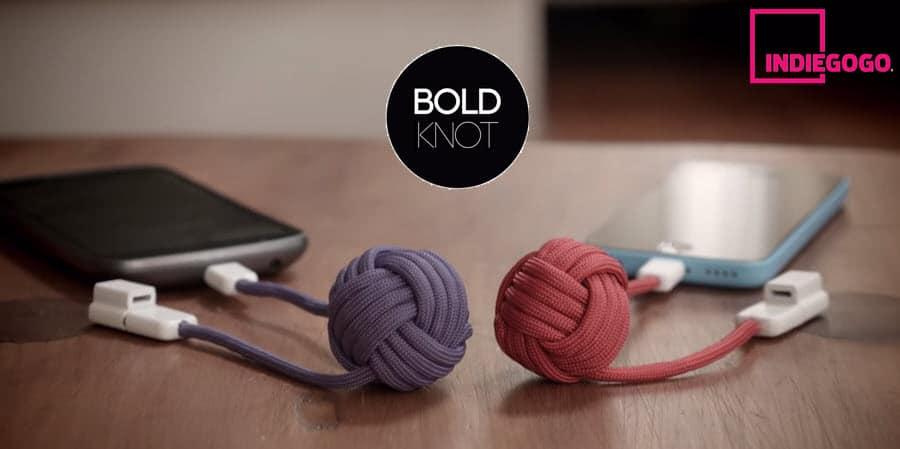 BOLT Knot Indiegogo Banner