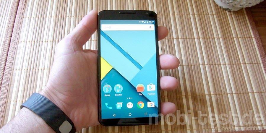 Nexus 6 Hands-On (3)
