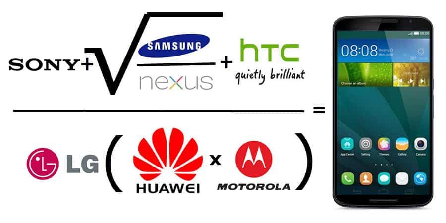 Smartphone Summe Banner