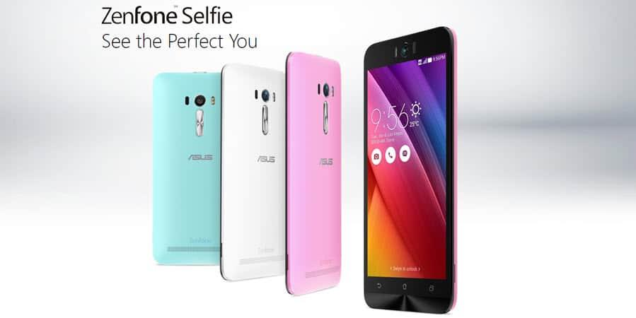 ASUS ZenFone Selfie Banner