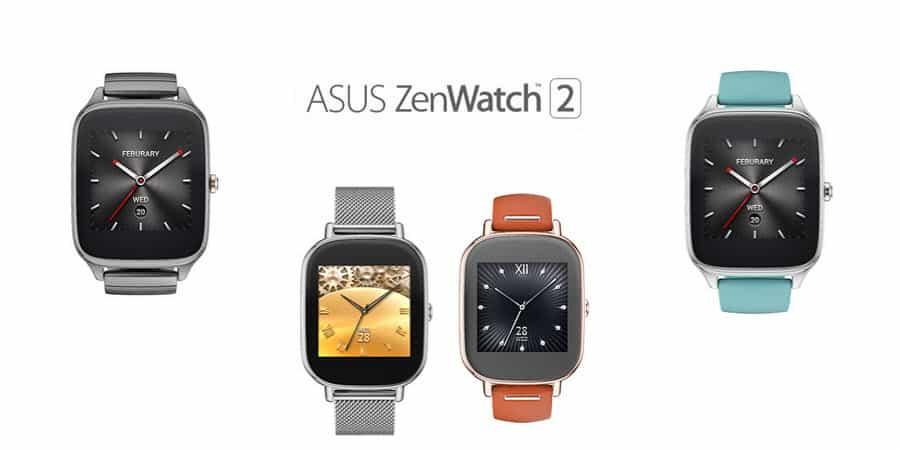 ASUS Zenwatch 2 Banner