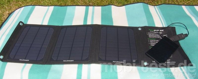 AVPower 15W Solar Ladegerät (9)