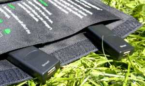 AVPower 15W Solar Ladegerät (3)
