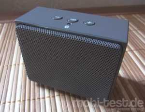 AmazonBasics Tragbarer Mini-Bluetooth-Lautsprecher (3)