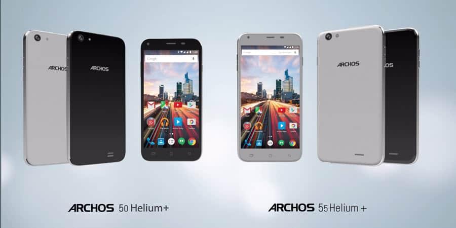 Archos Helium+ Banner