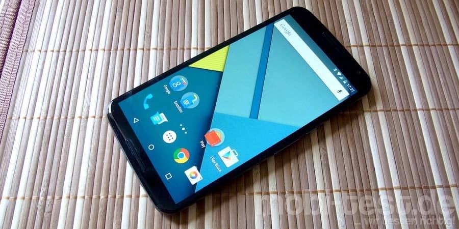 Nexus 6 Hands-On (1)