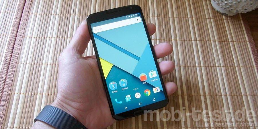 Nexus 6 Hands-On (2)