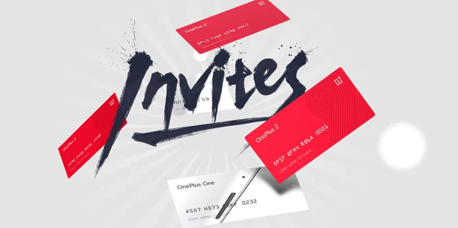 OnePlus 2 Invites Banner
