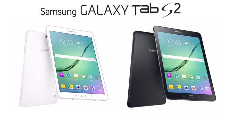 Samsung Galaxy Tab S2 Banner