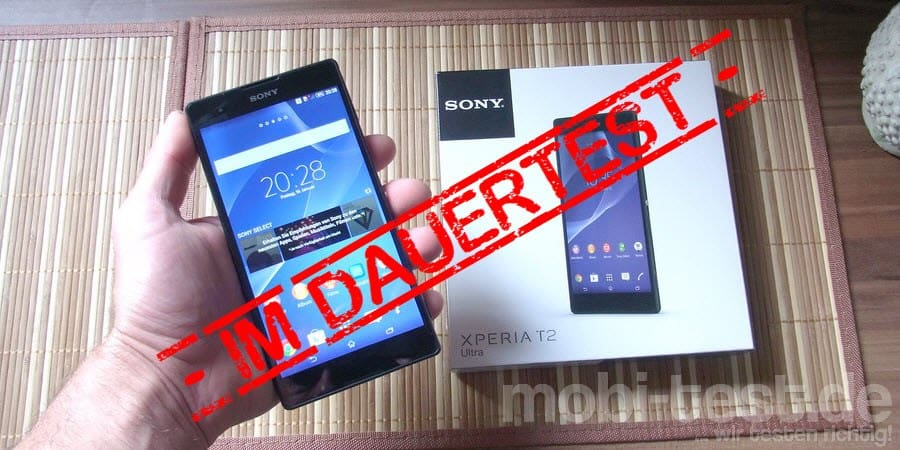 Sony Xperia T2 Ultra Banner