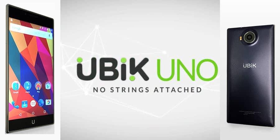 UBIK Uno Banner