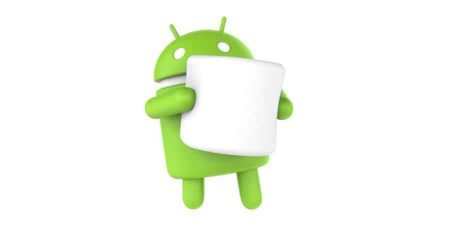 Android 6.0 Marhmallow Logo
