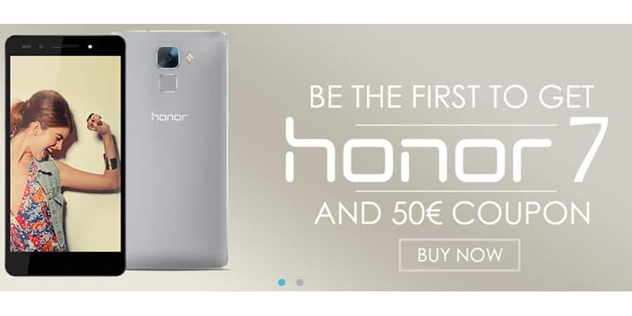 Honor 7 Banner