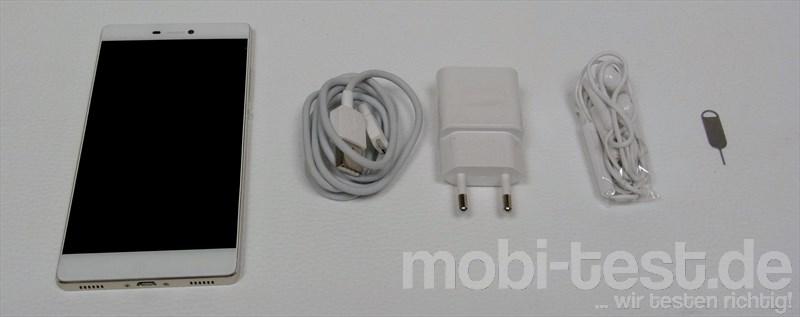 Huawei P8 Unboxing (1)
