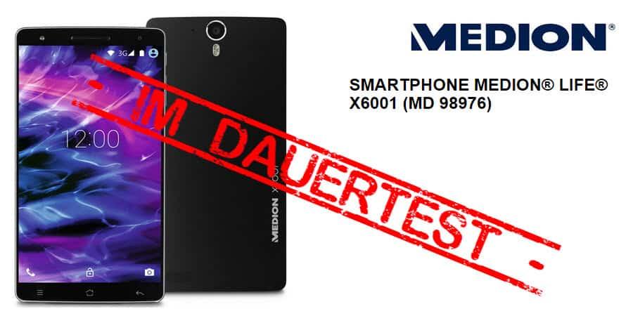 Medion Life X6001 Banner