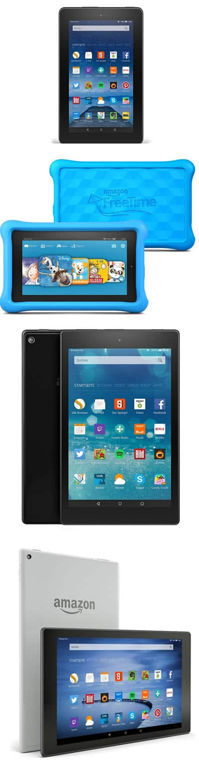 Amazone Fire Tablets