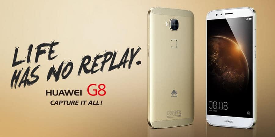 Huawei G8 Banner