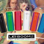 Ultimate Ears UE Boom 2 – die bunte Klangdose wird noch robuster und flexibler