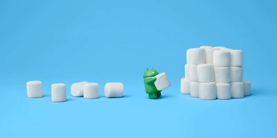 Android 6.0 Marshmallow Banner