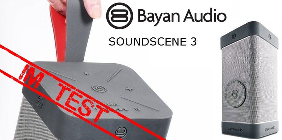 Bayan Audio Soundscene 3 Banner
