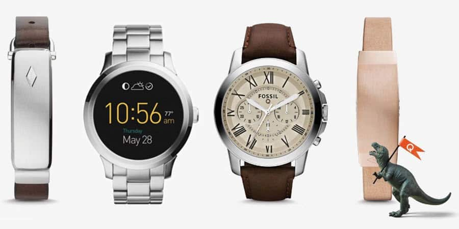 Fossil Q Banner