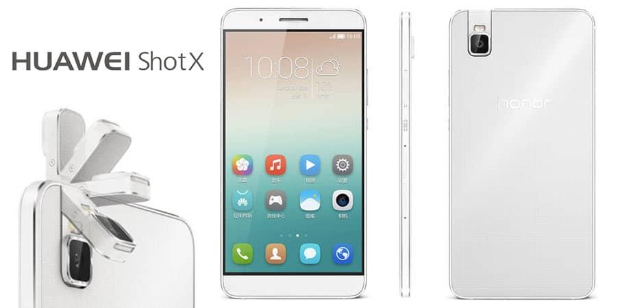 Huawei ShotX Banner