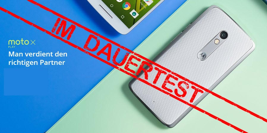 Moto X Play Test Banner