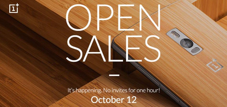 OnePlus 2 Sale Banner