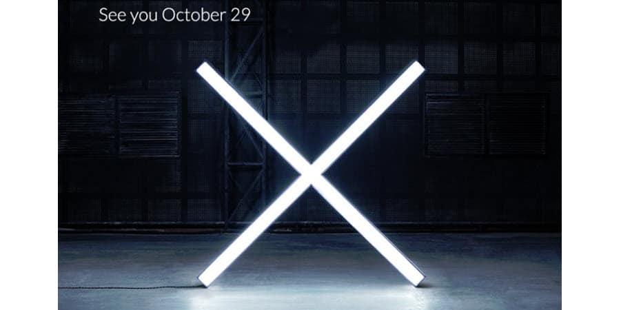 OnePlus X Teaser Banner