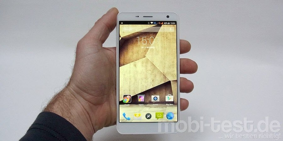 Allview P6 QMax Hands-On (2)