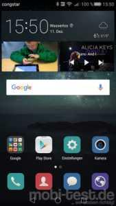 Huawei Mate S Screenshot