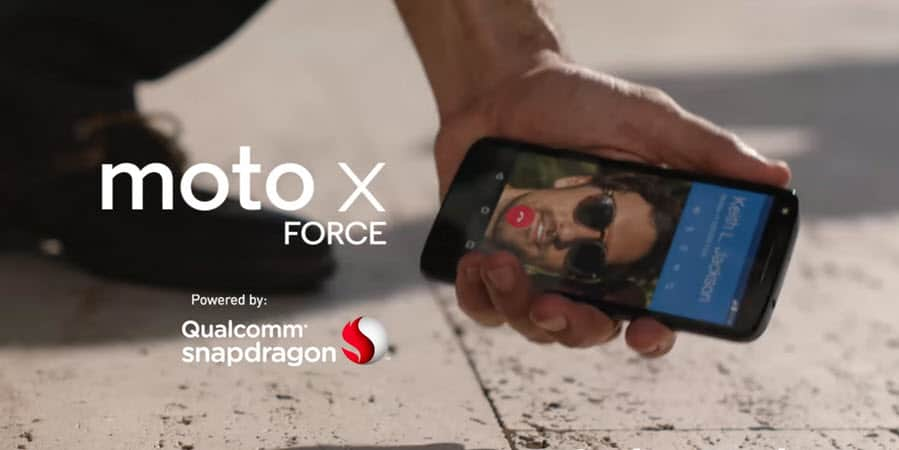 Moto X Force Banner