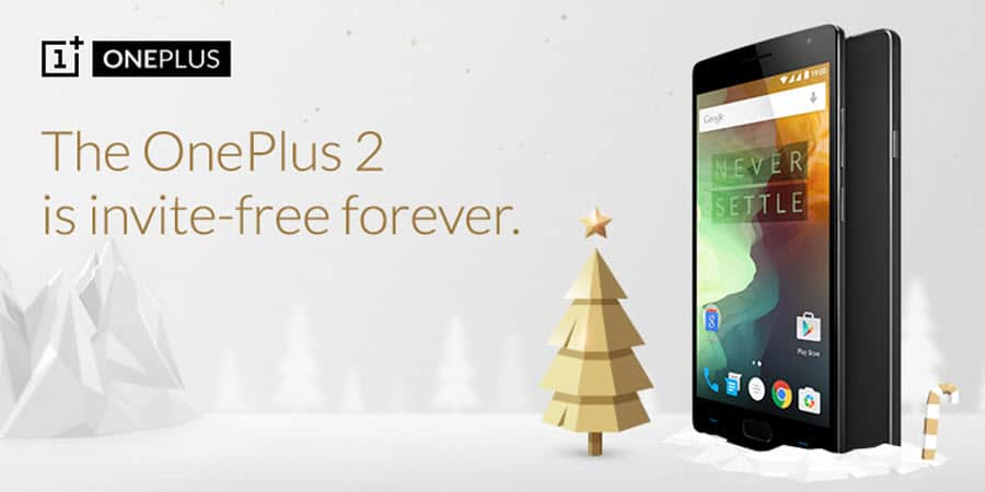 OnePlus 2 Invite Free Banner