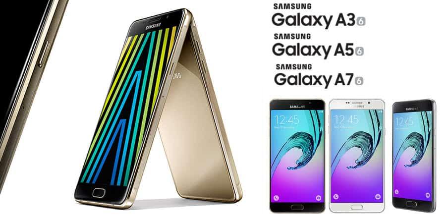 Samsung Galaxy A3 A5 A7 Banner