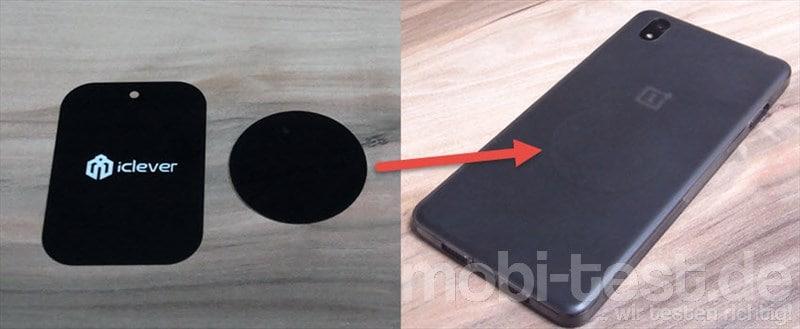 die magnetische kfz halterung iclever ich04 im test mobi. Black Bedroom Furniture Sets. Home Design Ideas
