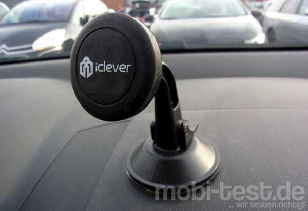 iClever ICH04 Magnet KFZ Halterung (2)