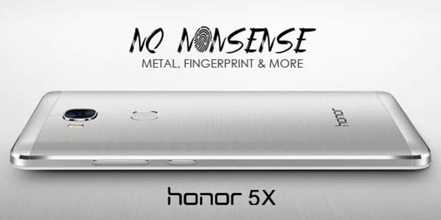 Honor 5X Banner